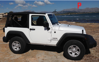 Autos Fabiola Rent a Car - Jeep Wrangler
